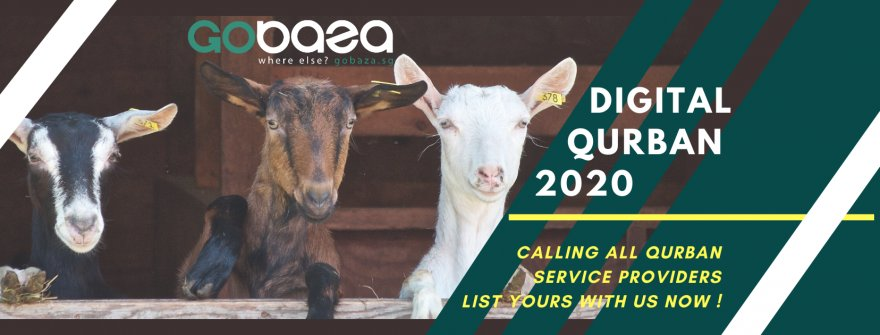 #DigitalQurban with GOBAZA!
