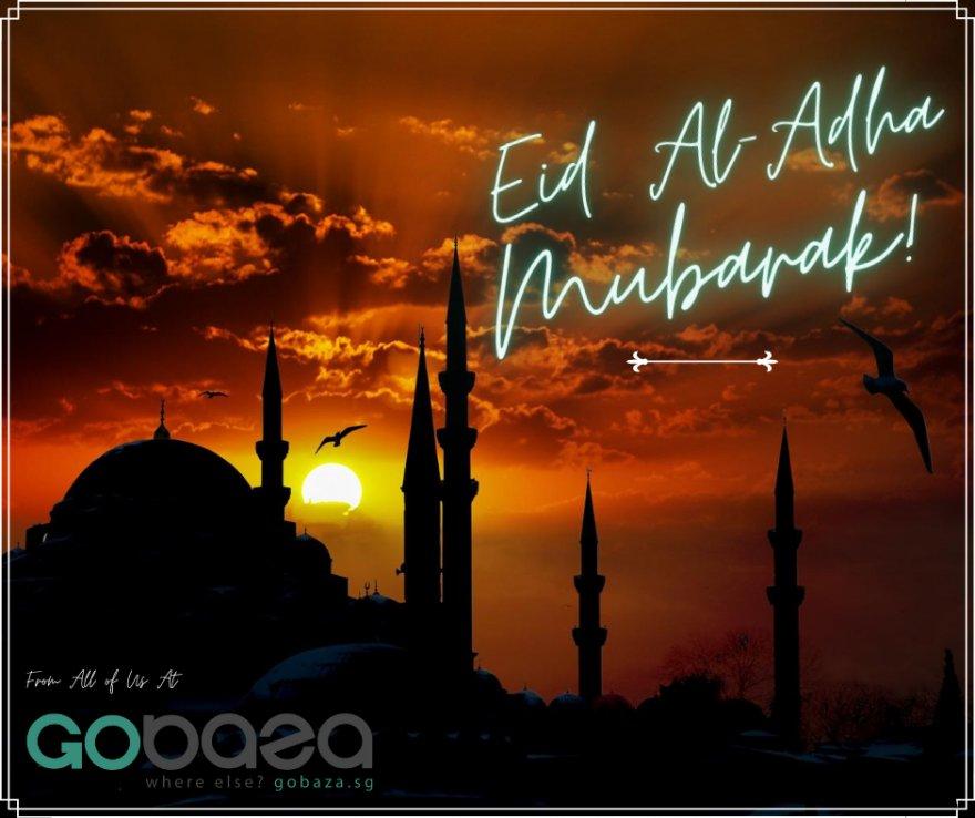 Selamat Hari Raya Haji!